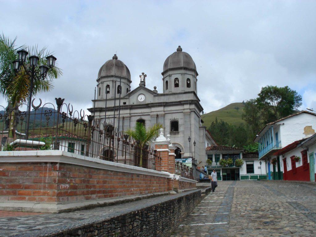 CONCEPCIÓN, PRIMER MUNICIPIO SIN EFECTIVO DE COLOMBIA