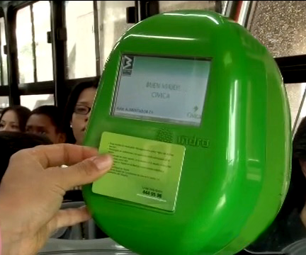 Transporte público de Bello operará con Tarjeta Cívica